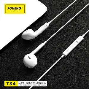 Foneng Earphones T34