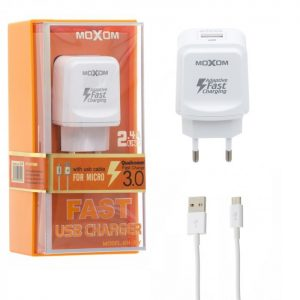 MOXOM FAST CHARGER